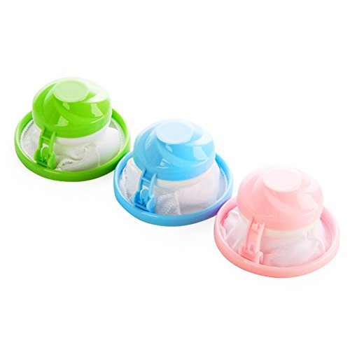 くずとりネット 洗濯機ごみ取りネット 洗濯ボール ドラム式 浮きタイプ 2槽式 ランダムな色 洗濯機用 3個セット