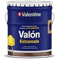 VALON EXTRAMATE BLANCO 4 LITROS ALTA CALIDAD
