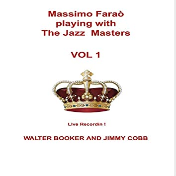 Massimo Faraò playing with the Jazz Masters, Vol. 1 (Live Recording)