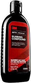 3M 03900 Rubbing Compound - 8 oz.