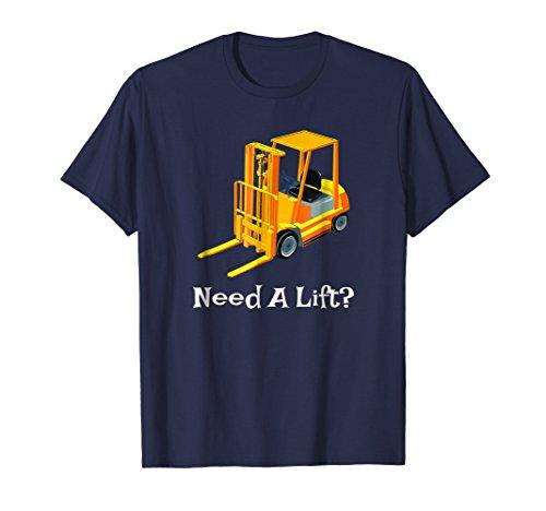 Construction Trucks: Need A Lift? Kid