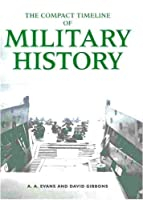 The Compact Timeline of Military History 1435111370 Book Cover