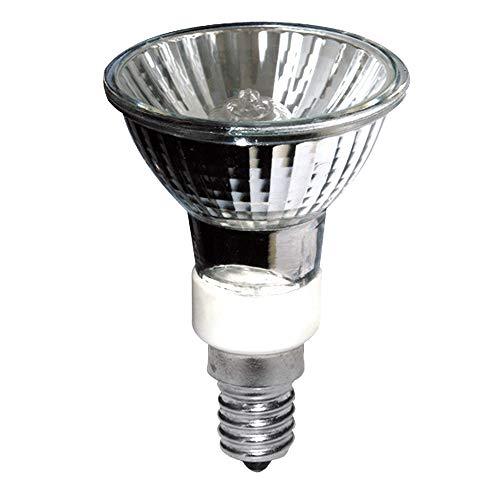 Halogen Reflektor PAR16 40W E14 Alu warmweiß 40 Watt warmweiß dimmbar flood 35° (1 Stück)