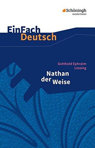nathan der weise einfach deutsch