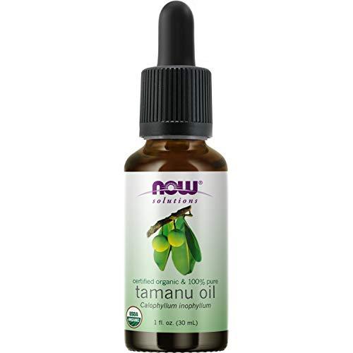 2. Aceite de Tamanu 100% puro y orgánico Now