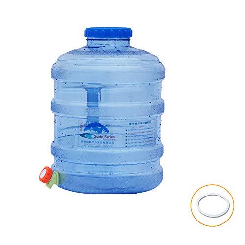 YXYXX Portátil Bidón, Tanque De Agua con Grifo, Utilizado para Acampar en Vehículos y Viajes de Larga Distancia al Aire Libre/A / 15L