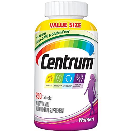 Centrum Multivitamin for Women, Mul…