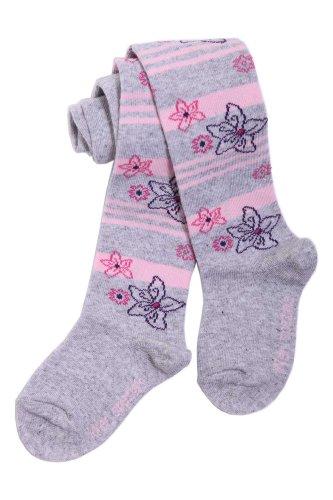 Baby und Kinderstrumpfhose Empfehlung: 2-3 Jahre, Größe: 92/98, Farbe: Silber
