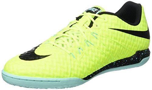 Nike Herren Hypervenomx Finale IC Fußballschuhe, Amarillo (Amarillo (Volt/Black-Black-Hyper Turq), 44 1/2 EU