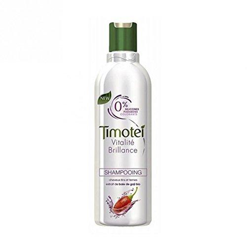Shampoing Vitalite Brillance cheveux fins et ternes 300ml