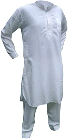 Desert Dress - Traje afgano para hombre, pantalón + camisa