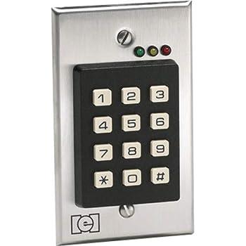 [CSDW_4250]   Amazon.com : IEI 212i Indoor Flush-mount Keypad : Access Control Keypads :  Camera & Photo   212i Keypad Wiring Diagram      Amazon.com