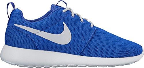 Nike W Roshe One, Scarpe da Corsa Donna, Blu (Paramount Blue/Pure Platinum/White), 38.5 EU