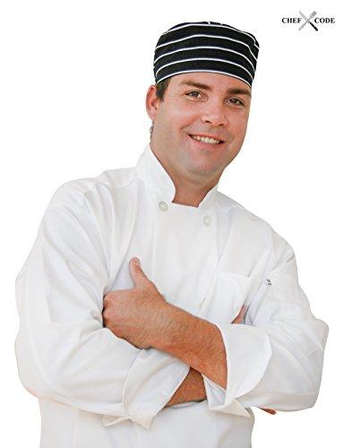 Chef Code Chefs Beanie All Around Use (Chalkstripe)