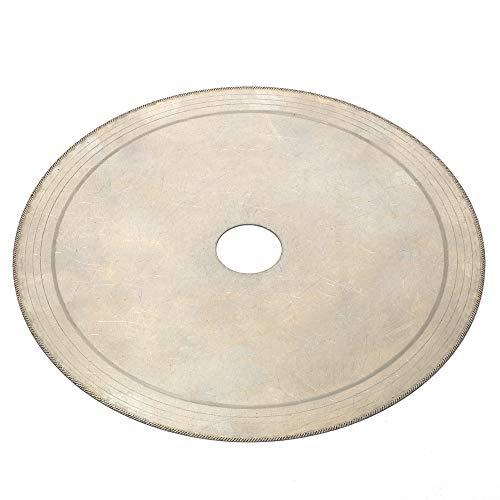 Disque de scie lapidaire ultra fin diamant pour gemme, cristal, jade, verre, coupe et traitement, 1Pcs 200mm