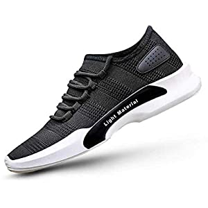 Ethics Stylish Sneakers & Casual Shoes for Men's and Boy's (LITE.M-Grey & Black)