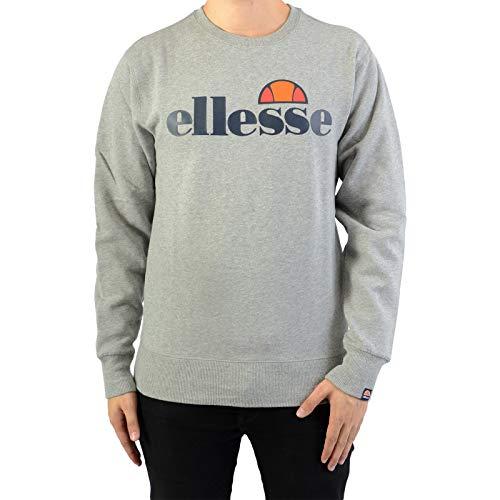 ellesse Herren Sl Succiso Sweatshirt, Grau (Grey Marl), S