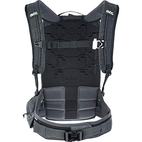 Evoc Zaino Trail Pro 10L Protector - Nero/Grigio