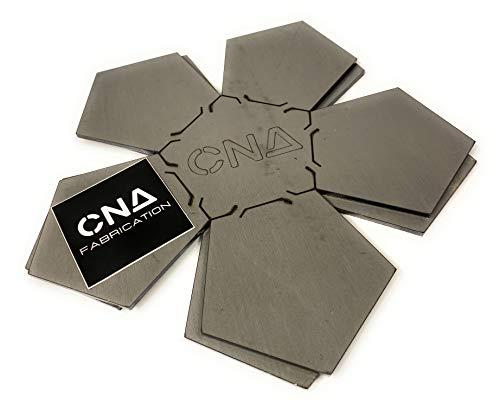 Welding Kit - Folding Pentagon Ball (Dodecahedron) - 2 Inch Sides - 11 Gauge (1/8