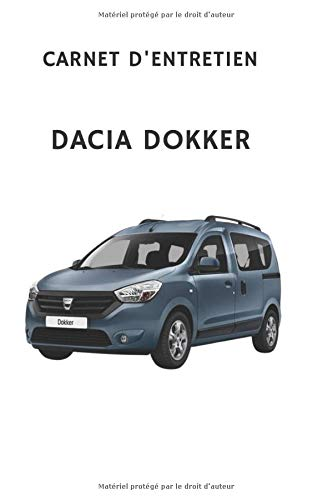 Carnet d'entretien Dacia Dokker