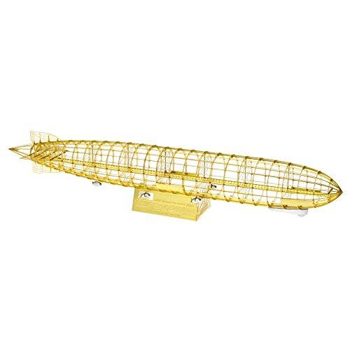 ZZYJ Luftfahrt-Modellbausätze GRAF Zeppelin D-lz127 Konstruktionsspielzeug zum Basteln, Sammeln und als Geschenk