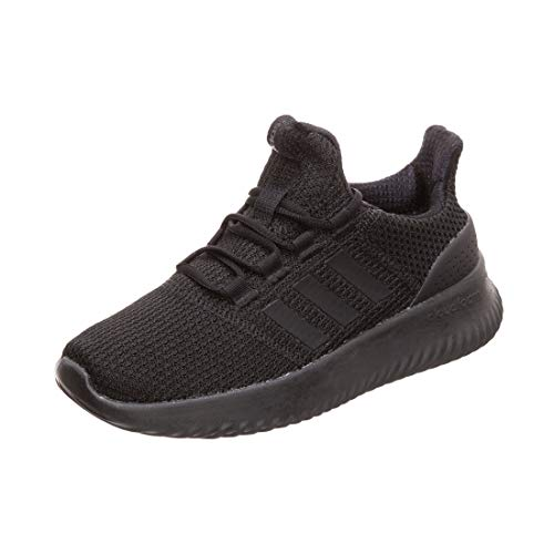 adidas Unisex Adults' Cloudfoam Ultimate Fitness Shoes, Black (Negbás/Negbás/Negbás 000), 5.5 UK