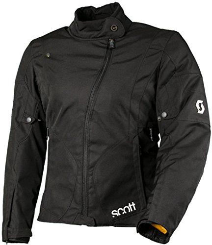 Scott Technit DP Damen Motorrad Jacke schwarz 2016: Größe: XXXL (46)