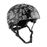 TSG Meta Graphic design skateboard helm sticky