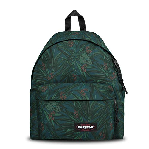Eastpak PADDED PAK'R Zaino Casual, 40 cm, 24 liters, Multicolore (Brize Mel Dark)