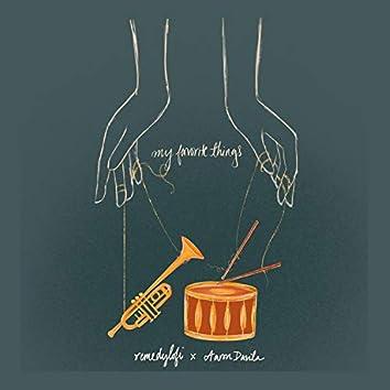 My Favorite Things (feat. Aaron Davila)