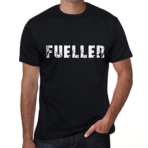 Herren Grafikdesign Vintage Geschenk T-Shirt Fügen Sie Ihren eigenen Text fueller XL Schwarz