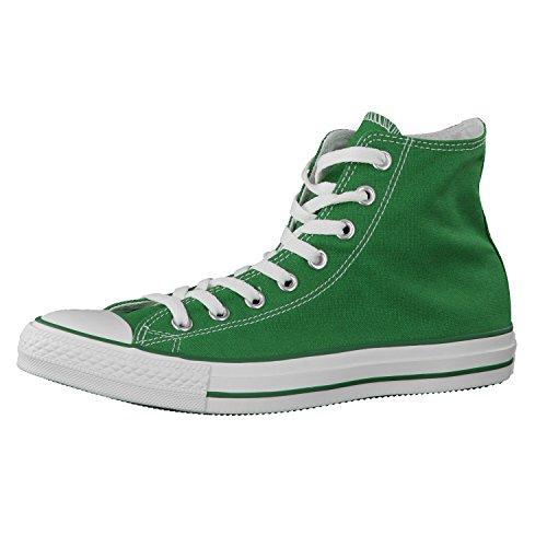 Converse Chuck Taylor All Star , Unisex - Kinder Sneakers, Grün, EU 27