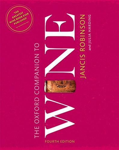 The Oxford Companion to Wine (Oxford Companions) (English Edition)