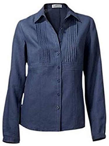 Heine hemd blouse marine blauw