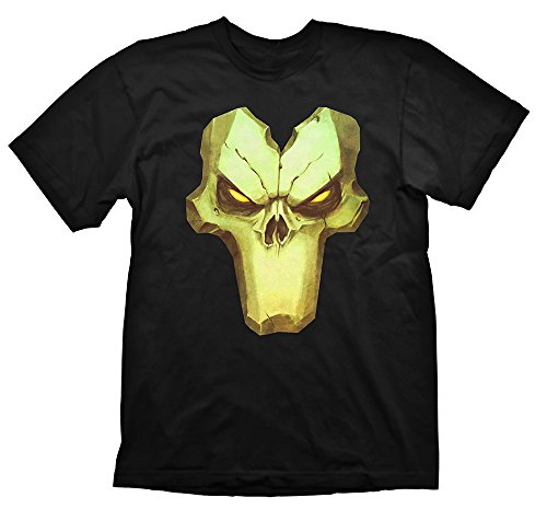 Darksiders 2 T-Shirt Death Mask Size S [Importación Alemana]