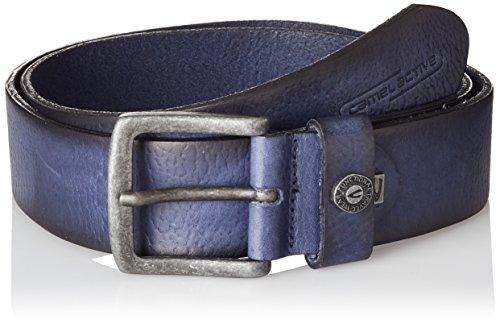 camel active Herren 40218M/9B18 Gürtel, Blau (Blue 40), 100 (Herstellergröße: L)