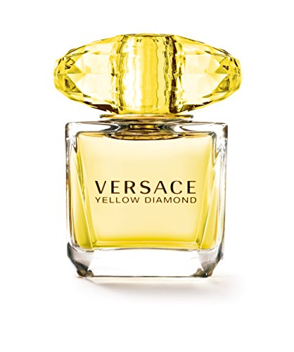 Versace Yellow Diamond femme / woman, Eau de Toilette, Vaporisateur / Spray , 30 ml