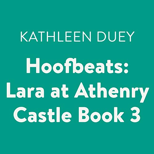 Lara at Athenry Castle audiobook cover art