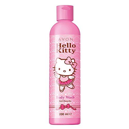 AVON HeLLO KITTY Duschgel für Kinder *NEU*OVP*