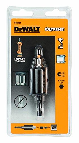 Dewalt DT7513T-QZ Adaptador de impacto con embrague con punta Torsión Ph2 25 mm