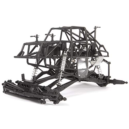 Axial 1/10 SMT10 4WD Monster Truck Raw Builders Kit, AXI03020