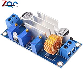 XL4005 4.5V-30 V 5A Max DC-DC Step Down Buck Power Supply Module Adjustable CC/CV Lithium Charger Board for Arduino