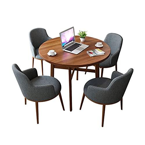 Krzesło kombinowane Kuchnia Jadalnia Krzesła, biuro sprzedaży Negocjuj sklep z herbatą mleczną Cukiernia Recepcja Biuro konferencyjne Stoły i krzesła Połączenie (kolor: zestaw 4-częściowy sz
