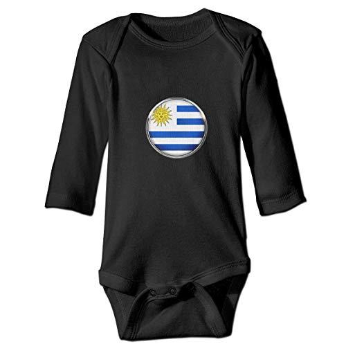 Klotr Mameluco Bebé, Uruguay Pijama de Algodón M
