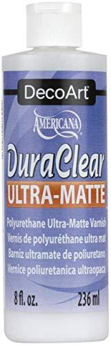 Deco Art Americana Duraclear Ultra opaca-8oz, Altri, Multicolore.