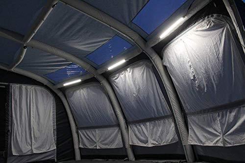lumi-link LED Röhre Beleuchtung System für Markisen Zelte Marktstand und Überdachungen