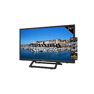 Nevir NVR-7421-24HD-N televisión para el Sector hotelero 61 cm (24