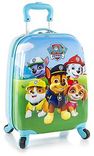 Nickelodeon Paw Patrol Boy's 18' Hardside Spinner Carry On Luggage