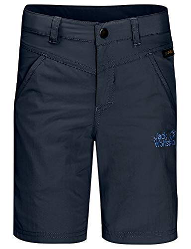 Jack Wolfskin Kinder Sun Shorts, Night Blue, 164