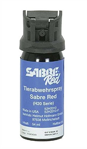 SABRE RED Tierabwehrspray H20 Serie 54ml